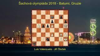 Šachová olympiáda 2018 - report z 3. kola