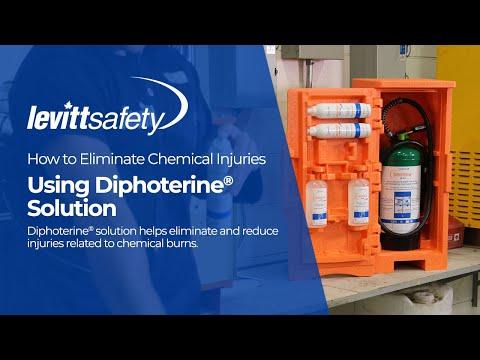 La solution Diphotérine de Prevor