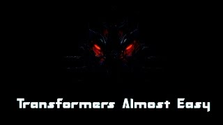 Avenged Sevenfold - Almost Easy (Transformers)