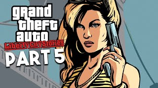 GTA Liberty City Stories Gameplay Walkthrough Part 5 - MY MUM HIRED A HITMAN