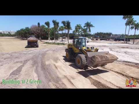 La Gorce Golf Course Restoration Week 4