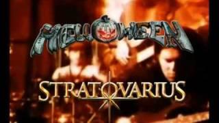 Helloween y Stratovarius en Colombia