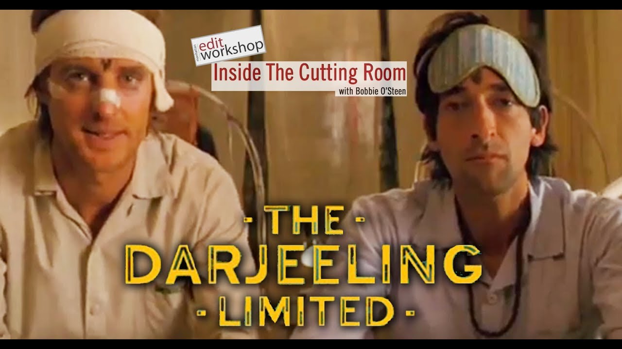 darjeeling limited opening scene