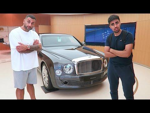 BENTLEY SHOPPING IN DUBAI with YIANNIMIZE !!!