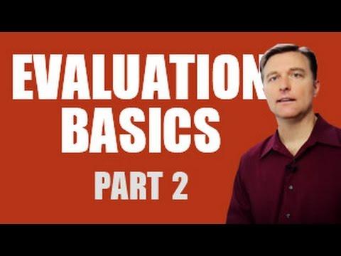 Evaluation Basics - Part 2