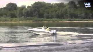 Стеклопластиковый Катер Wyatboat 3 open(Катер