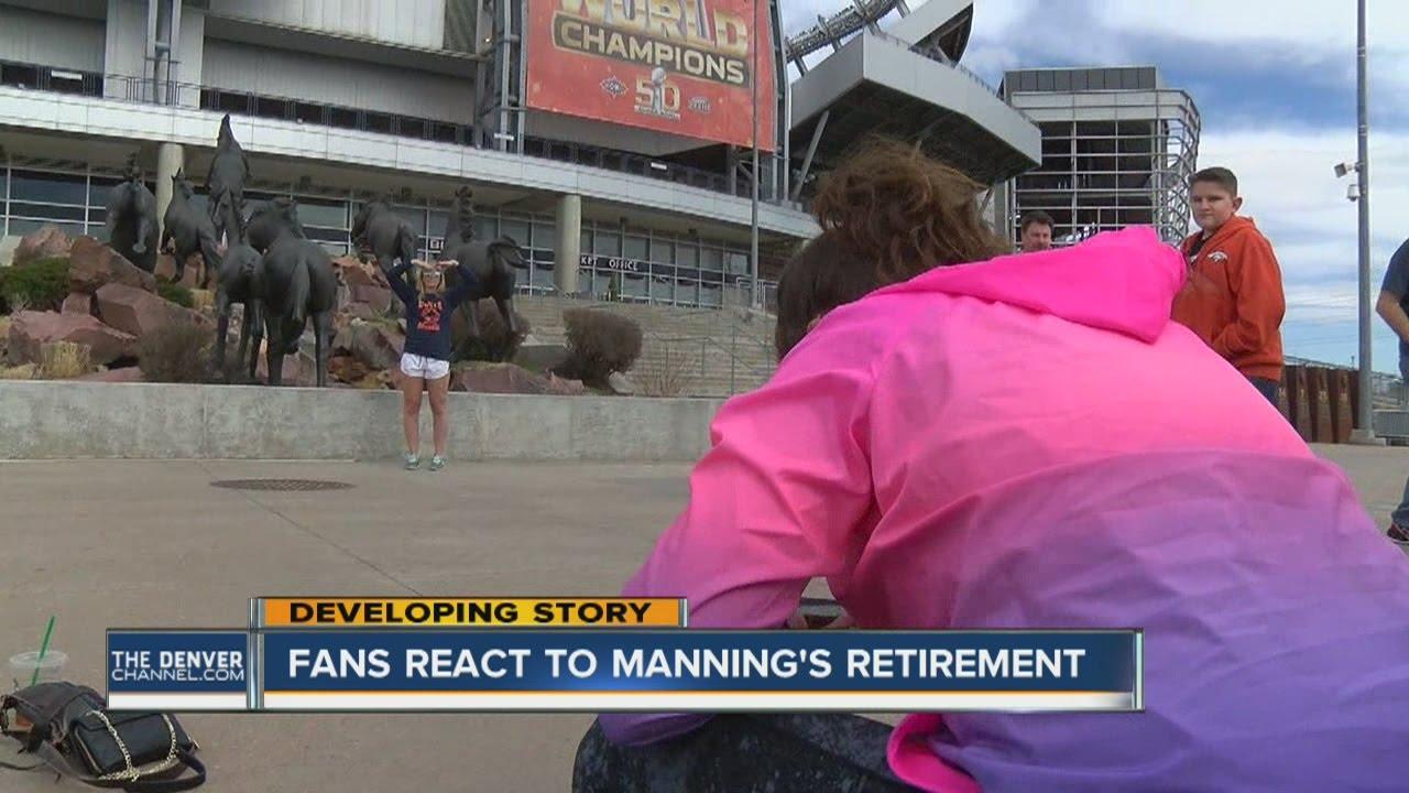 Retiring NFL official tells his favorite Peyton Manning story