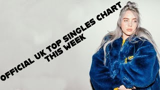 The Official UK Top 40 Singles Chart This Week | Best Mix Video