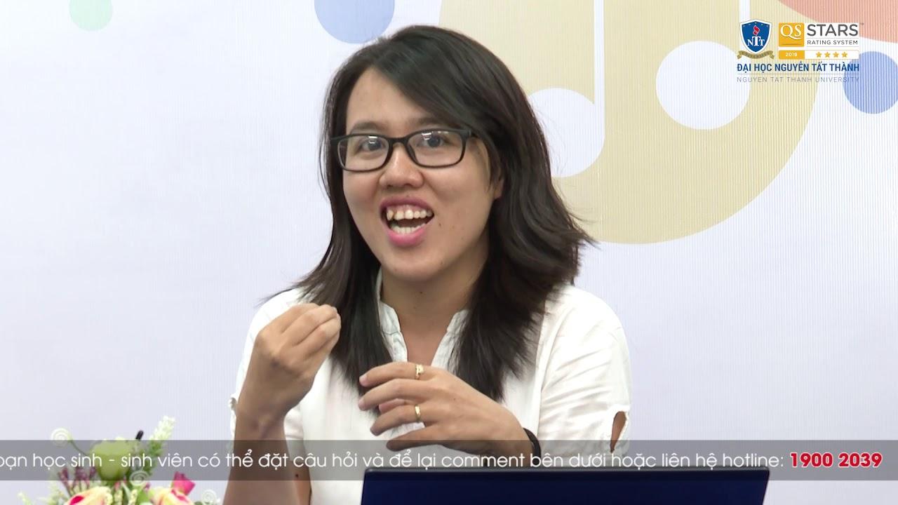 NTTU Kết Nối [số 43] Chủ đề: Tìm hiểu ngành Công nghệ Thực phẩm
