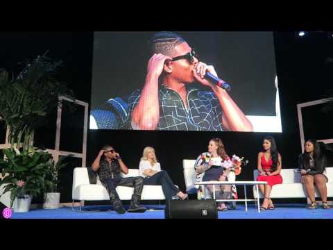 Bryshere Gray [Yazz The Greatest] Interview at BeautyCon NYC 2017