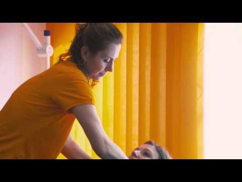 Füredi Rita, gyógytornász, nyirokterapeuta szakember
