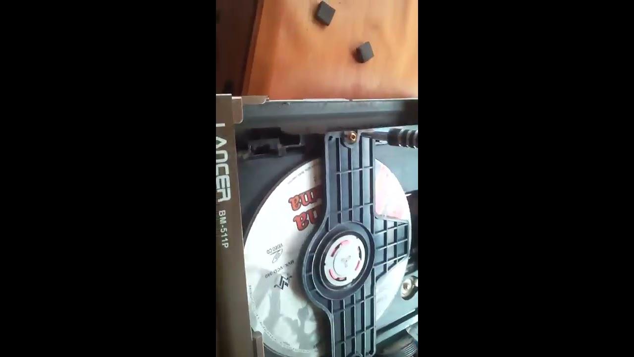 Servis Dvd Yg Macet No Disk Youtube