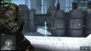 ghost recon online gameplay evx phyxsius with p90c m200 sd alp