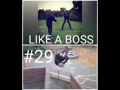 LIKE A BOSS BEST CUBE #29, ПРИКОЛЫ, ФЕЙЛЫ, КАРМА, РЖАЧ