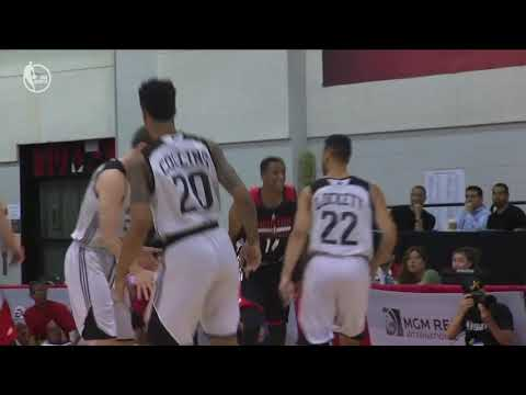 Full Highlights: Houston Rockets vs Atlanta Hawks, MGM Resorts NBA Summer League | July 14
