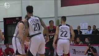 Full Highlights: Houston Rockets vs Atlanta Hawks, MGM Resorts NBA Summer League   July 14