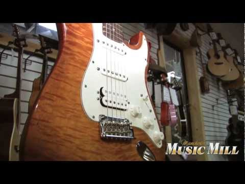 Manchester Music Mill - Fender Select Stratocaster