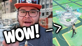 NEW POKEMON GO UPDATE REVIEW! ★