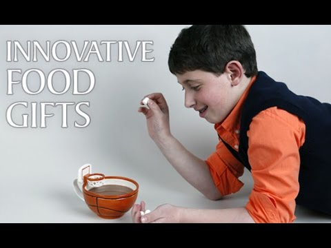 Innovative Food Gift Ideas
