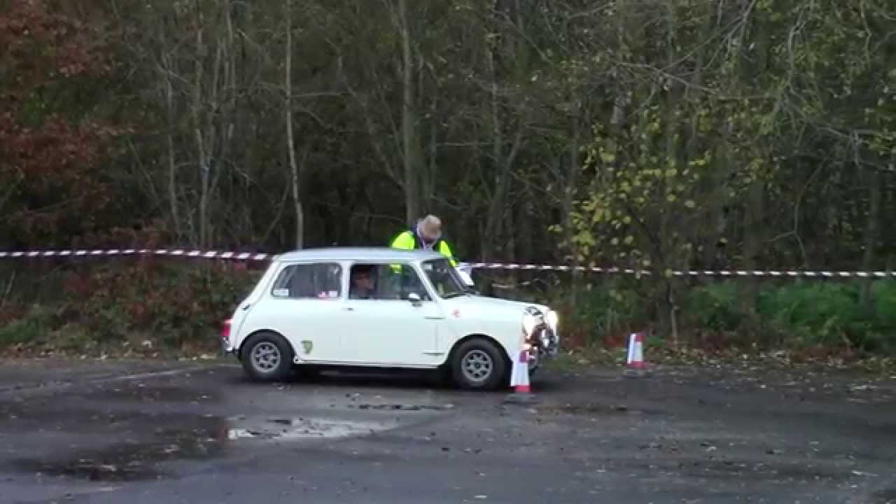 Speedwell Morris Mini Cooper S Mk1 On Special Test Youtube