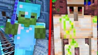 CHALLENGE В МАЙНКРАФТ! | Minecraft