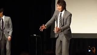 コンサドーレ札幌曵地裕哉スーツ姿のリフティング