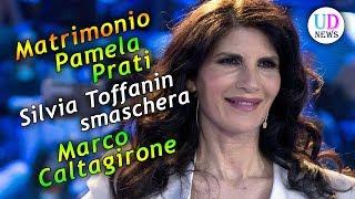 Il Matrimonio di Pamela Prati: Silvia Toffanin Smaschera Mark Caltagirone!