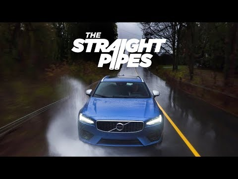 2017 Volvo V90 R Design Polestar Review Twincharged Turbo and Supercharged