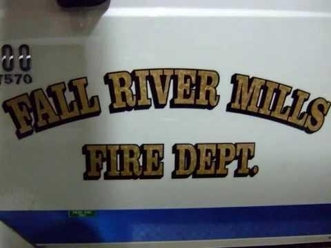 Fall River Mills Fire Dept. California