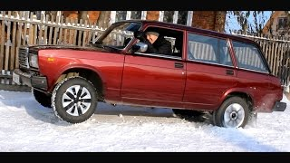 Автомобиль ВАЗ 2104. Фото, видео, технические характеристики