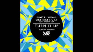 Dimitri Vegas, Like Mike & GTA ft. Wolfpack Turn It Up (Tiësto Clublife World Premiere)