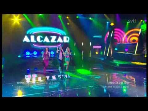 Melodifestivalen Final - Alcazar - Stay the night