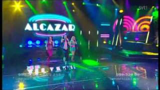 Melodifestivalen Final - Alcazar - Stay the night