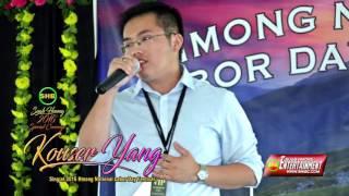 SUAB HMONG E-NEWS:  Kouser Yang sings at 2016 Hmong National Labor Day Festival - 09/04/2016
