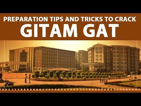 Preparation Tips And Tricks To Crack GITAM GAT
