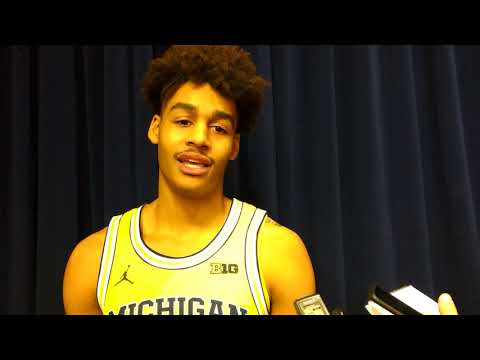 Jordan Poole post Maryland