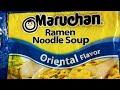 Maruchan Oriental flavor Ramen