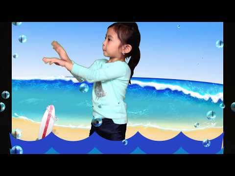 Baby shark kids dancing || Demam baby shark || Animal songs for kids