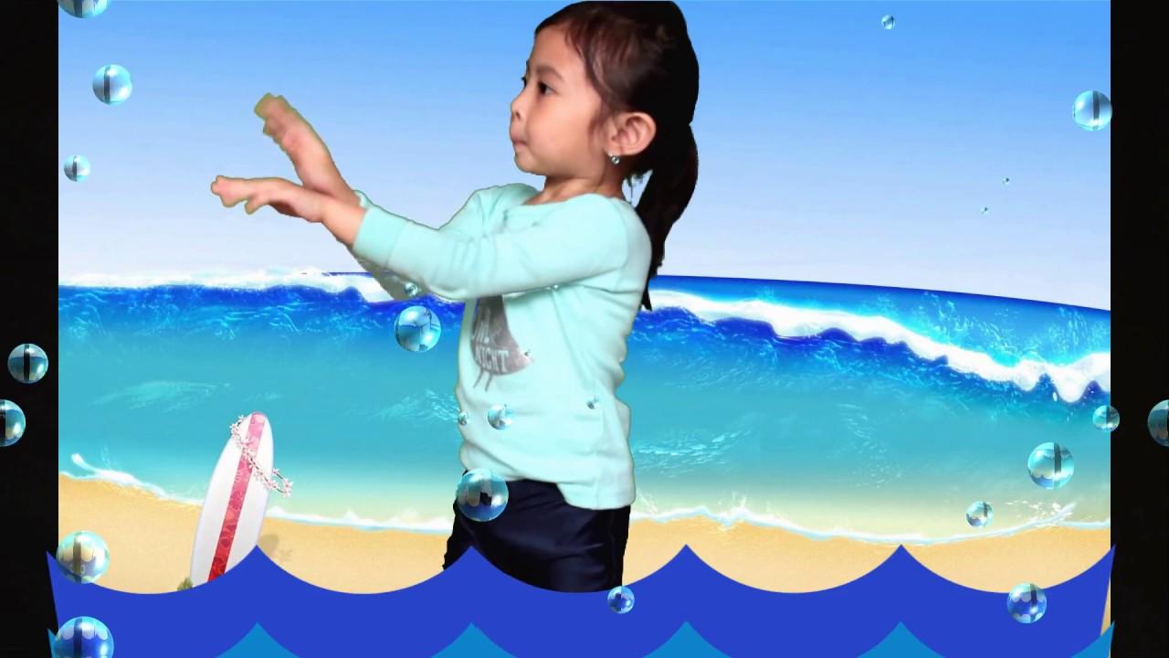 Baby shark kids dancing || Demam baby shark || Animal ...