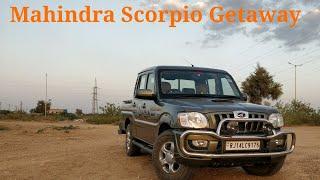 Mahindra scorpio getaway 2017   walkaround   Mahindra scorpio   Mahindra scorpio pickup...