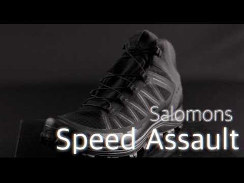 587d678de2a3 Speed Assault - Salomon - YouTube