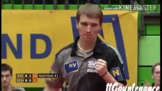 Table Tennis Champions League Werner Schlager
