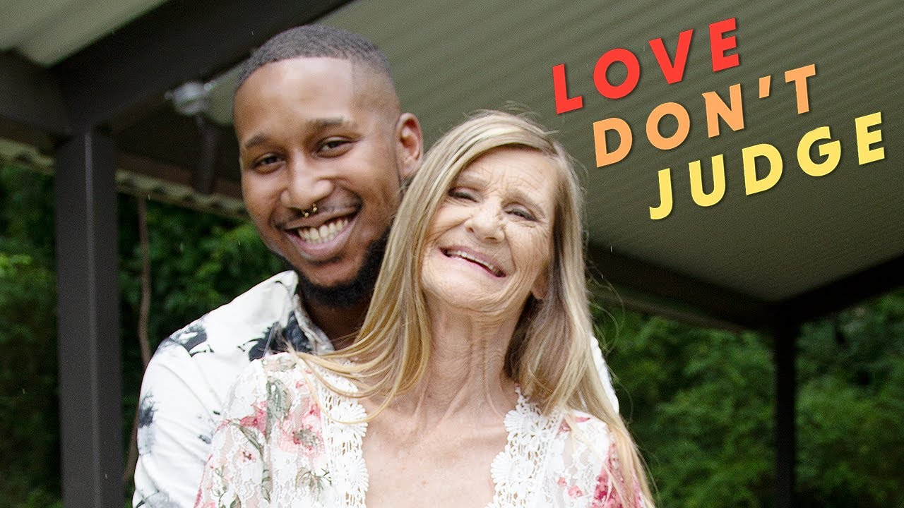 My GF Is Old Enough To Be My Grandmother | LOVE DON'T JUDGE