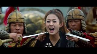 Princess Agents Trailer 【ENG SUB】 Chinese Drama 2017 特工皇妃楚乔传 电视剧预告