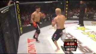 Cung Le vs. Tony Fryklund - Part 2
