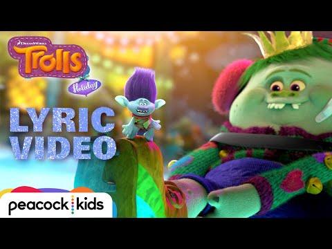 """Holiday"" Lyric Video | TROLLS"