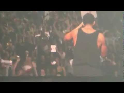 Drake - Shout Outs To The Crowd - 1080 HD - Club Paradise Tour 2012 in Kansas City, MO 3/1/12