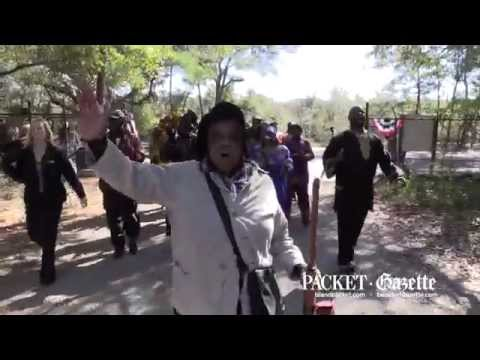 African American Civil War Infantry honored at Fort Howell