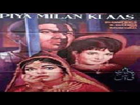 Piya Milan Ki Aas (1961) Hindi Full Movie | Manoj Kumar, Ameeta | Hindi Classic Movies