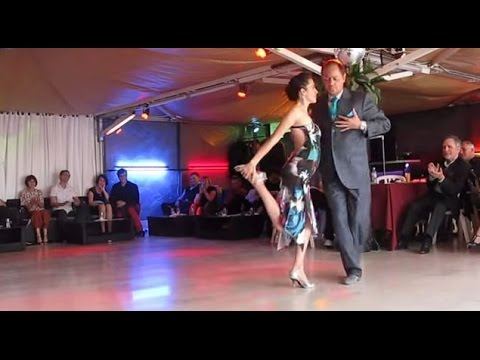 Salon de provence milonga du chateau tango denise et thierry youtube - Don du sang salon de provence ...